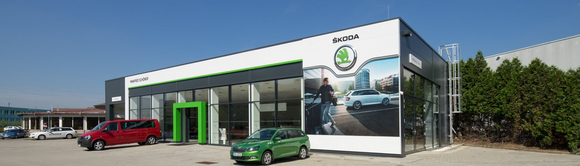 Car showroom CZ0720 Schoner