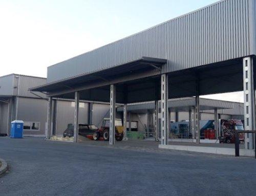 Llentab – rzetelny dostawca wysokiej jakości hal stalowych. Budowy ukończone w styczniu 2020