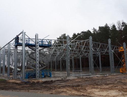 Październik 2019 – rozpoczynamy kolejne budowy