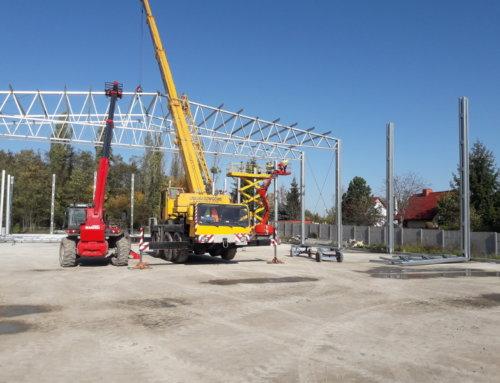 Budowy rozpoczęte w sierpniu