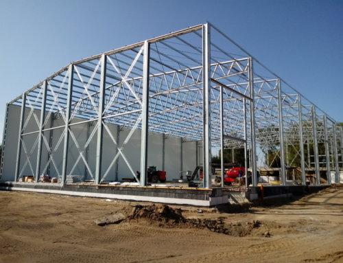 Budowy rozpoczęte w lipcu