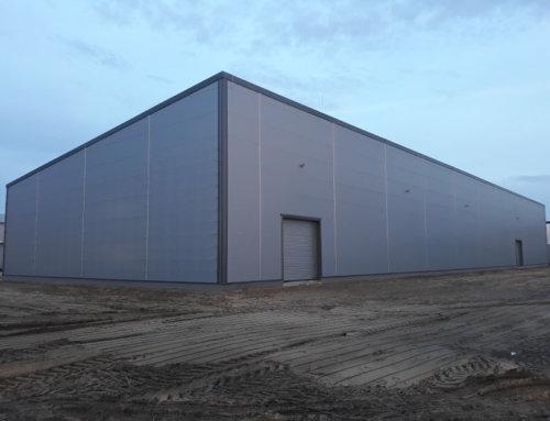Budowy zakończone w grudniu