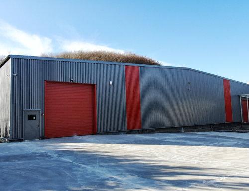 Od małej hali produkcyjnej po imponującej wielkości magazyn – budujemy zgodnie z zapotrzebowaniem i oczekiwaniami Klientów. Hale zakończone w listopadzie 2019