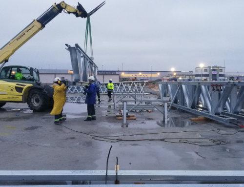 Budowy rozpoczęte w listopadzie