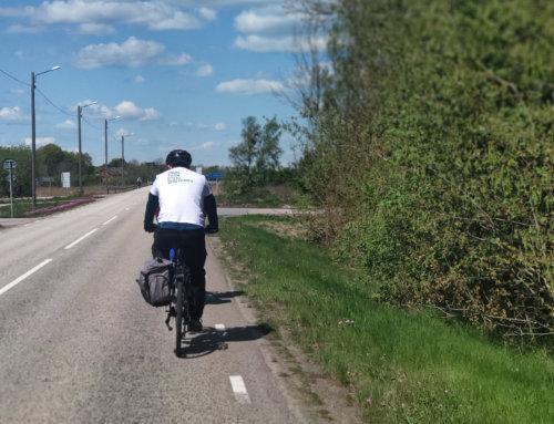 Jedziemy do Szwecji, czyli rowerowy potop plus integracja pracowników firmy Llentab