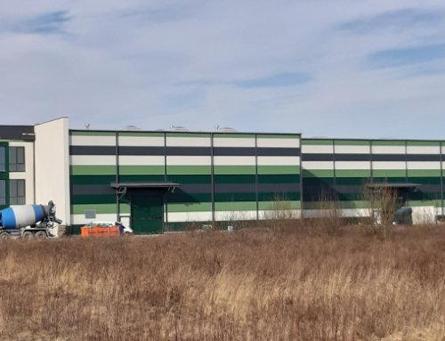 Ukończone budowy w lutym 2019