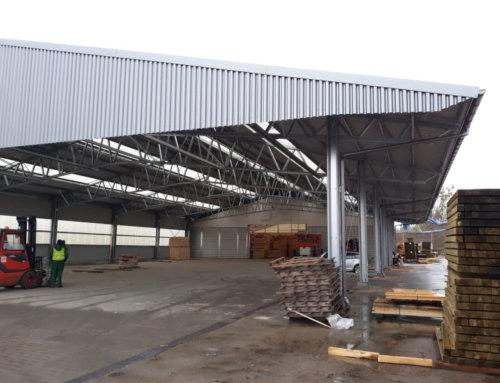 Zimowo-wiosenna dominacja hal magazynowych – budowy zakończone w marcu 2020