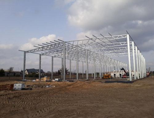 Rozpoczęte budowy w lutym