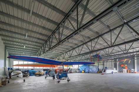 Hangar Žamberk