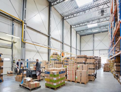 Zastosowanie konstrukcji stalowych w budownictwie przemysłowym