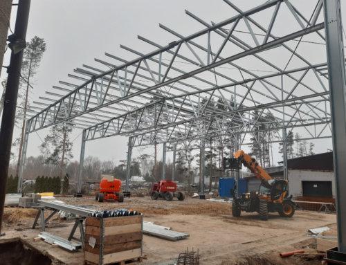 Budowy rozpoczęte w listopadzie 2020